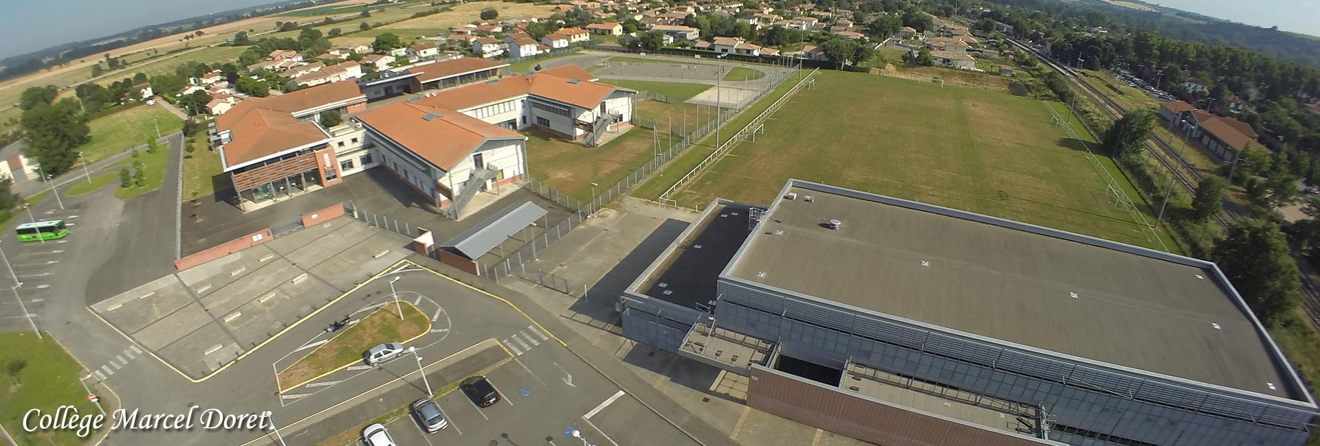 Collège marcel doret le vernet