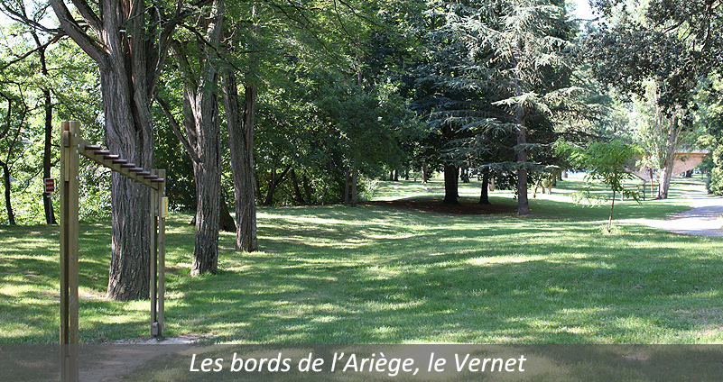bords de l'ariège