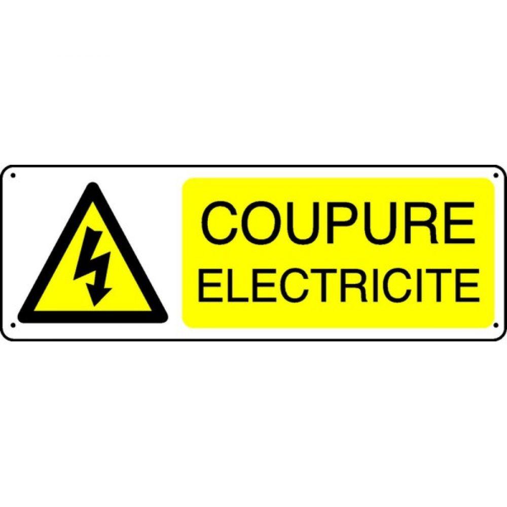 Coupure de courant pour travaux le 28 octobre 2021